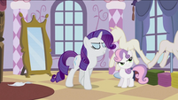 Rarity -Watch your tone- S2E05