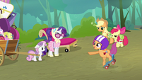 Rarity off couch S3E6