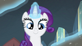 Rarity opening the box S4E19.png