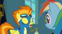 Spitfire --you gotta hustle your haunches-- S6E7