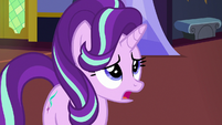 Starlight --assumed chillaxing could happen anywhere-- S6E21