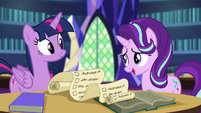 Starlight --you're really narrowing it down-- S6E1