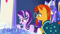 "Starlight Glimmer ""didn't work out well for me"" S7E25"