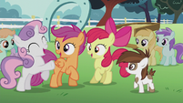 "Sweetie Belle ""Campaign manager cutie marks!"" S5E18"