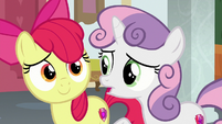 "Sweetie Belle curious ""how?"" S8E12"