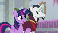 "Twilight ""if it were easy to learn"" S8E26"
