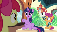 "Twilight ""she told you she defeated him?"" S8E6"