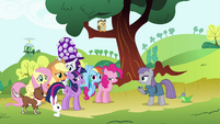 Twilight 'That's... really fascinating' S4E18