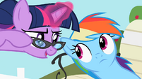 Twilight 'Then why are you destroying her property-' S2E3