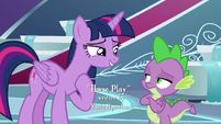 Twilight -wanted to be in a play- S8E7