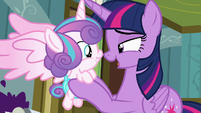 "Twilight Sparkle ""I take it you forgive me?"" S7E3"