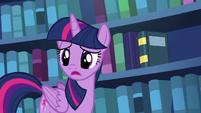 Twilight Sparkle --pretty slim-- S6E19