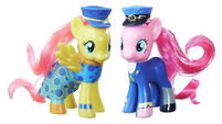 Wonderbolts Fluttershy & Pinkie Pie 2-pack