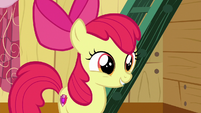 Apple Bloom --she'll wanna know about this-- S6E19