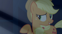 Applejack --that's turnin' the whole town into-- S6E15