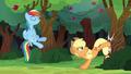 Applejack bucks the apple tree a third time S6E18.png