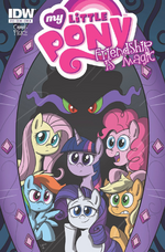 Comic issue 18 cover B