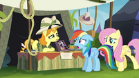Daring Do collector -that's not worth anything to me- S4E22