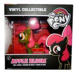 Funko Apple Bloom glitter vinyl figurine packaging