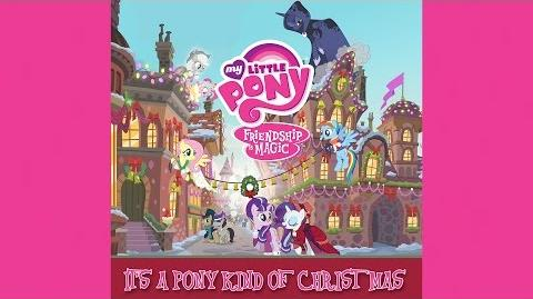 "MLP- Friendship is Magic - ""Luna's Future"" Audio Track"