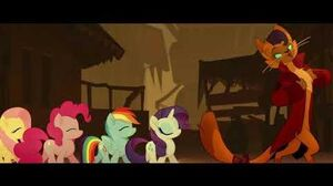 MLP The Movie. I'm the Friend You Need (Ukrainian