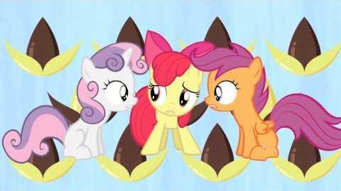 My Little Pony A amizade é mágica - Canção - Babs Seed - HQ