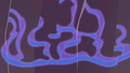 Nightmare Moon mist seeping into cliffside S1E02.png