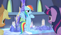 "Rainbow Dash ""Count me in"" S5E1"