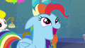 Rainbow Dash acting like a dog S6E7.png