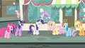 Rarity 'The dresses are all completely finished' S4E08.png