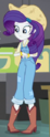 Rarity cowgirl outfit ID EGS1