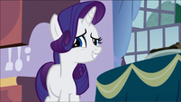 Rarity looking nervous S3E9