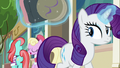 Rarity overhears Luckette talking S8E4.png