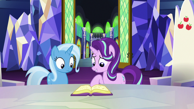 "File:Starlight ""we should start with something smaller"" S7E2.png"
