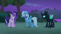 Trixie --is already gone!-- S6E25