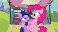 "Twilight ""what are you talking about?"" S4E22"