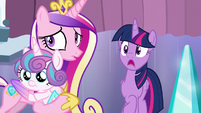 Twilight Sparkle shocked S6E2