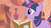 Twilight who go 1st S1E8