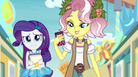 Vignette looking at Rarity's Snapgab EGROF