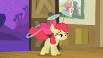 Apple Bloom exhausted S2E06