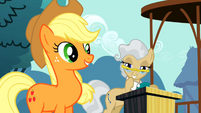 Applejack Mayor 2 S2E14