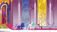 Celestia, Luna and Cadance now powerless S4E26