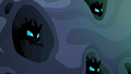 Changelings coming out of their burrows S6E26.png
