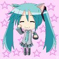 Chibi Hatsune Miku Neko by aitriela.jpg
