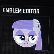 FANMADE Maud Pie Black Ops 2 Emblem