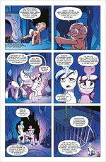 Friends Forever issue 4 in Polish page 15