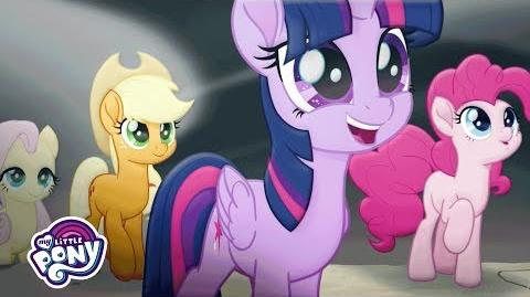 My Little Pony The Movie - 'Ponies Got the Beat' Official Trailer 2