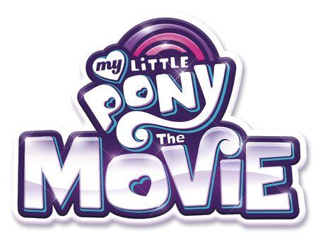 My Little Pony The Movie logo oficial