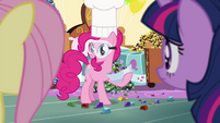 "Pinkie Pie ""I need your help taste-testing"" S4E18"