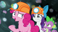 """Pinkie Pie """"of course they are!"""" S7E4"""